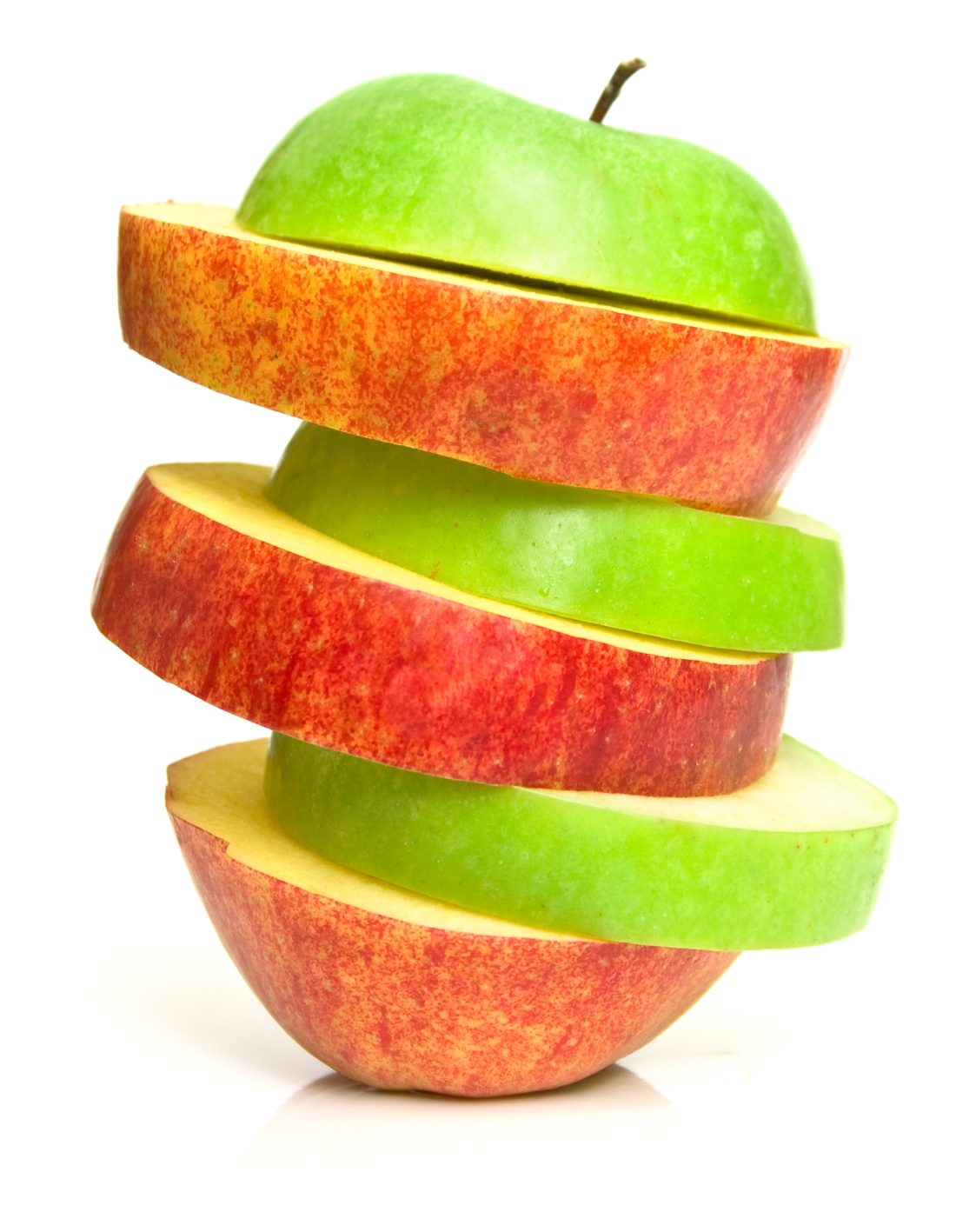 apple and pear pyramid pic
